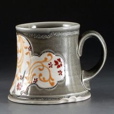 Jennifer Allen - Coffee Cup, 2009 Porcelain