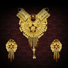 DKP268 Big Rangoli Designs, New Jewellery Design, Pajama, Pendants, Brooch, Gold, Pjs, Hang Tags, Brooches