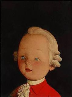 Liu Ye, Mozart! Baby inspiration! Aaaargh!!