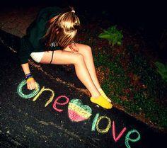 one♥love.
