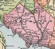 21 Best Historic New Jersey County Maps images