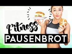Fitness Pausenbrot | Gesunde Snacks to go | Sophia Thiel - YouTube