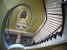 21 escaleras en caracol que te llevarán al cielo - Cultura Colectiva