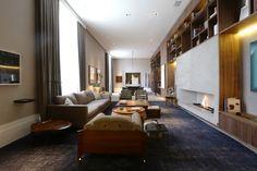 Living e Sala de Jantar - Casa Cor