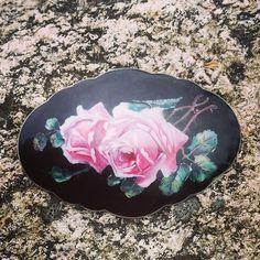 Instagram photo by Karina (@gummaumma) 08/04/2016 Kjøpt stygt skadet Gaudernack. Men Opro gjorde god jobb med reparasjon! Takk! #norsksølv #emalje #_opro_#silverenamel #sølv #norwegiandesign #norwegiansilver #samlemani #gammelaargang #gustavgaudernack