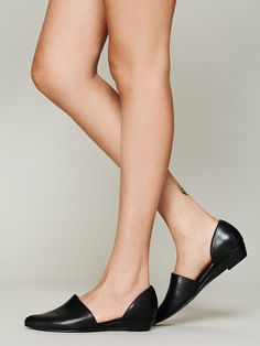 SixtySeven Madison Mini Wedge at Free People Clothing Boutique