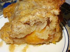 What's cookin', Mom?: Texas Peach Cobbler