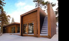 Aaland Summerhouse / by Todd Saunders and Tommie Wilhelmsen/Aaland, Finland