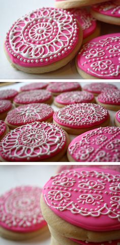Pretty Spring cookies I decorated!