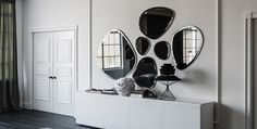 Cattelan Italia Furniture |Italian Desing Interiors - Cattelan Italia dining table, sideboards,  Speder Table, USA dealer