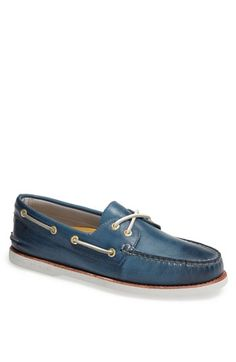 Sperry Top-Sider® 'Gold Cup - Authentic Original' Boat Shoe | Nordstrom