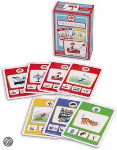 Pluk Van De Petteflet Kwartet - Kaartspel
