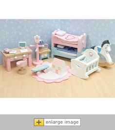 love this le toy van dollhouse furniture