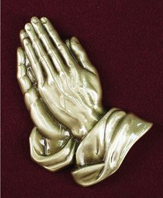 Praying Hands Urn Appliques Pinterest