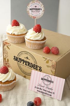 Skipperdee's Cupcakes in Point Lookout, NY