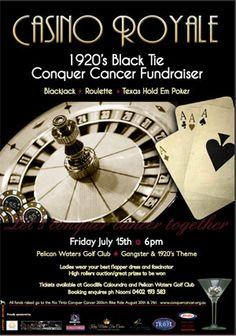 Casino Royale Invitation as great invitations design