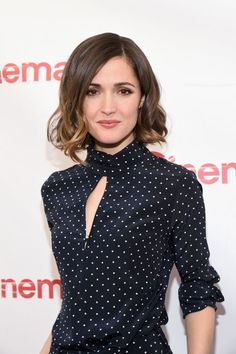 Rose Byrne's retro curls. See 9 other celebrities whose spring beauty looks killed it.