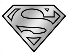 Licenses Products DC Comics Superman Logo Chrome Sticker - List price: $4.99 Price: $3.73