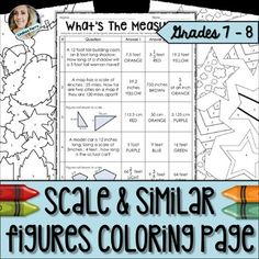 Integer Operations Coloring Page | Adding integers, Subtracting ...