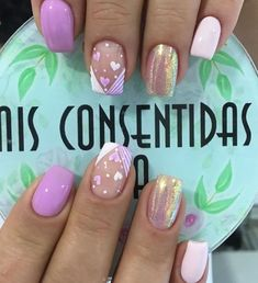 Valentine Nail Art, Valentines, Nail Art Designs, Angel, Women's Casual Looks, Templates, French Manicure Nails, Floral Nail Art, Natural Beauty Hacks