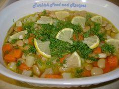 White Beans with Olive Oil (Kuru Fasulye Pilaki)