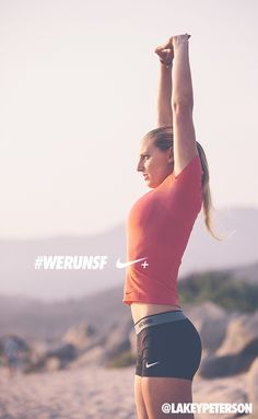 There are no excuses. #werunsf #nike