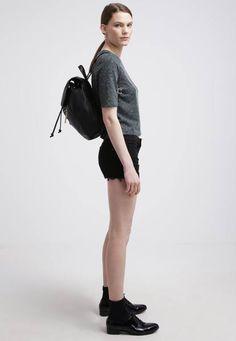 Anna Field Mochila Black mochila 2 bolsos mochila Field black Anna Noe.Moda