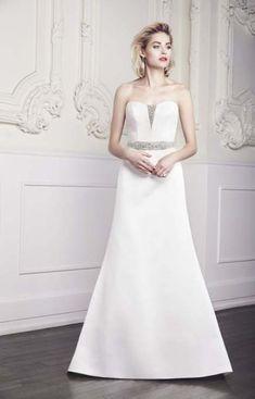 96d174a6e1 Wedding dresses strapless beaded spring 2015 62+ ideas