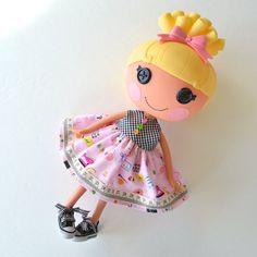 Sew Sweet Dress   #Lalaloopsy Doll
