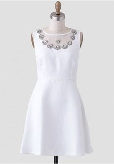 A Fine Evening Embellished Dress