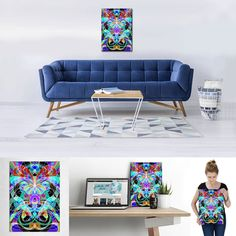 SOLD  Doodle Ethnic Style G11 https://displate.com/displate/27460/abstract-drawing-cosmic-eyes-psychedelic-trippy-groovy-tribal-spirituality-fluorescent-ethnic-floral-spiritua #displate #metal #metallic #print #wallart #art #homedecor #decor #drawing #doodle #abstract #ethnic #colorful #drawn #floral