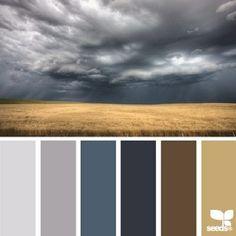 Temps orageux