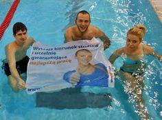 Studenci MWSLiT mają możliwość korzystania z bezpłatnego basenu :)
