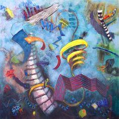 Sandi Neiman Lovitz | Abstract Artist