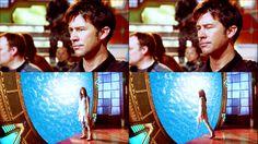 John/Elizabeth: Ghost in the Machine