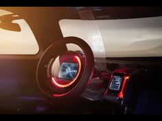 the future is daft awesome!  I can't wait till my steering wheel is in 1080p.