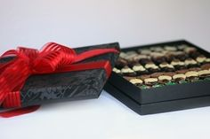 No Valentines day is complete without chocolates! Give a gift box or experience a chocolate event