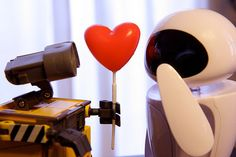 When wall-e & eve have a better love story then you -_________-