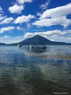 How To Experience The Best of Lake Atitlan // Brittany from Boston
