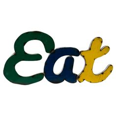 Eat Wall Decor - perfect for the kitchen!
