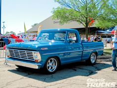 1960's Ford F-100