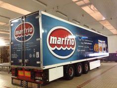 Vinilo Vehículos Flota MarFrio