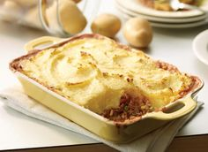 Shepherd's Pie on Pinterest | Cottage Pie, Shepherds Pie Recipes and ...