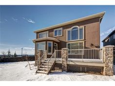 Similar Calgary - Woodbine properties to greater-calgary-real-estate Aspen Wood, Calgary, Woods, Real Estate, Cabin, House Styles, Home Decor, Homemade Home Decor, Woodland Forest