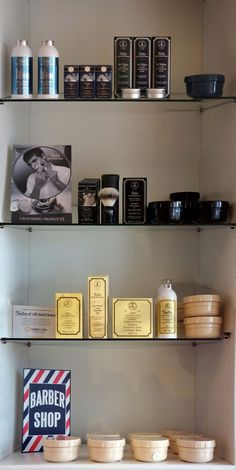 Shaving and Grooming Products - ShelfDig.com