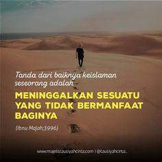 Meninggalkan hal yang tidak perlu . . Follow @cintazakat Follow @cintazakat #cintazakat #Zakat https://ift.tt/2f12zSN