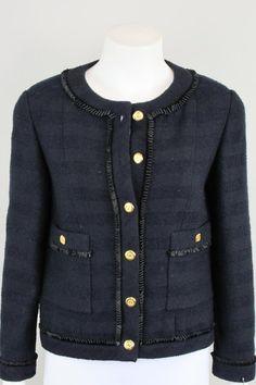 Vintage Chanel Jacket