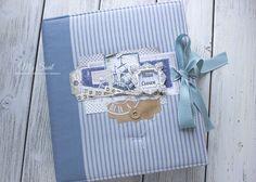 My Soul - творческая мастерская Галины Проценко: Альбом №54 в морском стиле для малыша