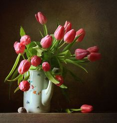 ∮photographer: Рита Гончаренко Flower Photos, Flower Vases, My Flower, Flower Art, Flower Arrangements, Still Life Flowers, Love Flowers, Beautiful Flowers, Still Life 2