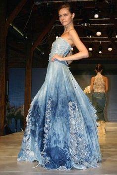 Dip Dyed Bridesmaid Dresses – fashion dresses